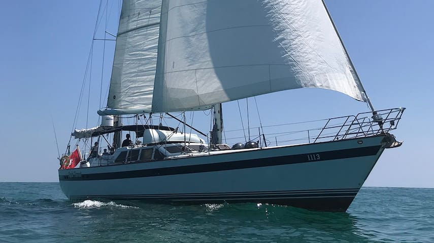 Staycation Day Adventures onboard Sailing Yacht