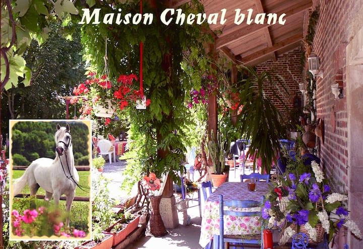 Maison Cheval Blanc  Bauernhaus - Celestina