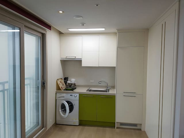 One room ocean view near airport - 인천광역시 - อพาร์ทเมนท์