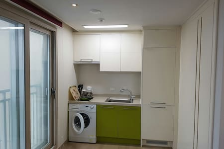 One room ocean view near airport - 인천광역시 - Byt