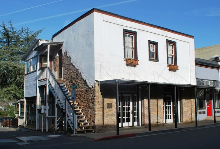 Ramirez-Preston Historic Building - Jamestown - Departamento