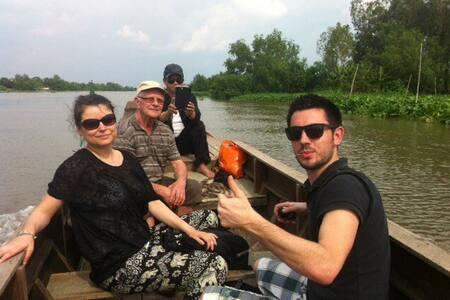 Mekong trip Homestay fruit garden. - Sa Dec - Bed & Breakfast