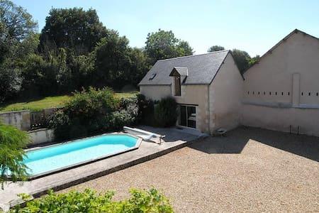 Loire Valley Farmhouse Gite with Immense Garden