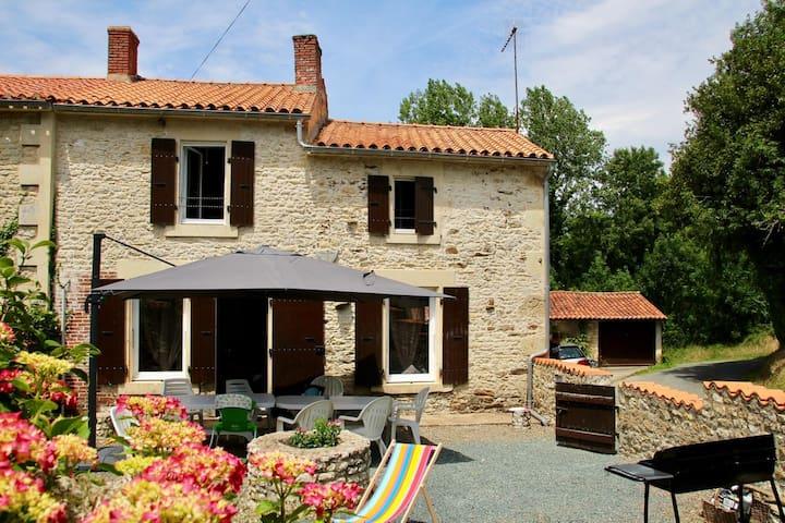 Proche Puy du Fou - Le Charme de la Chalenière