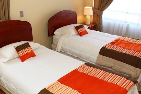 Alturas de Brisas, 2 Bed Room - Concepcion