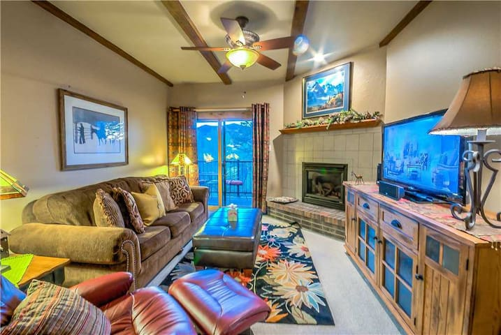 Discounted Steamboat Lift Tickets! Completely Remodeled Condo with Awesome Location! - Rockies 2423