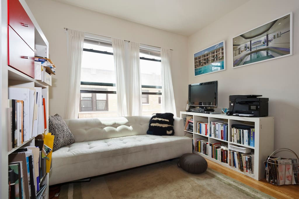 Charming Artsy 1 Bedroom Logan Sq 1 Block To L