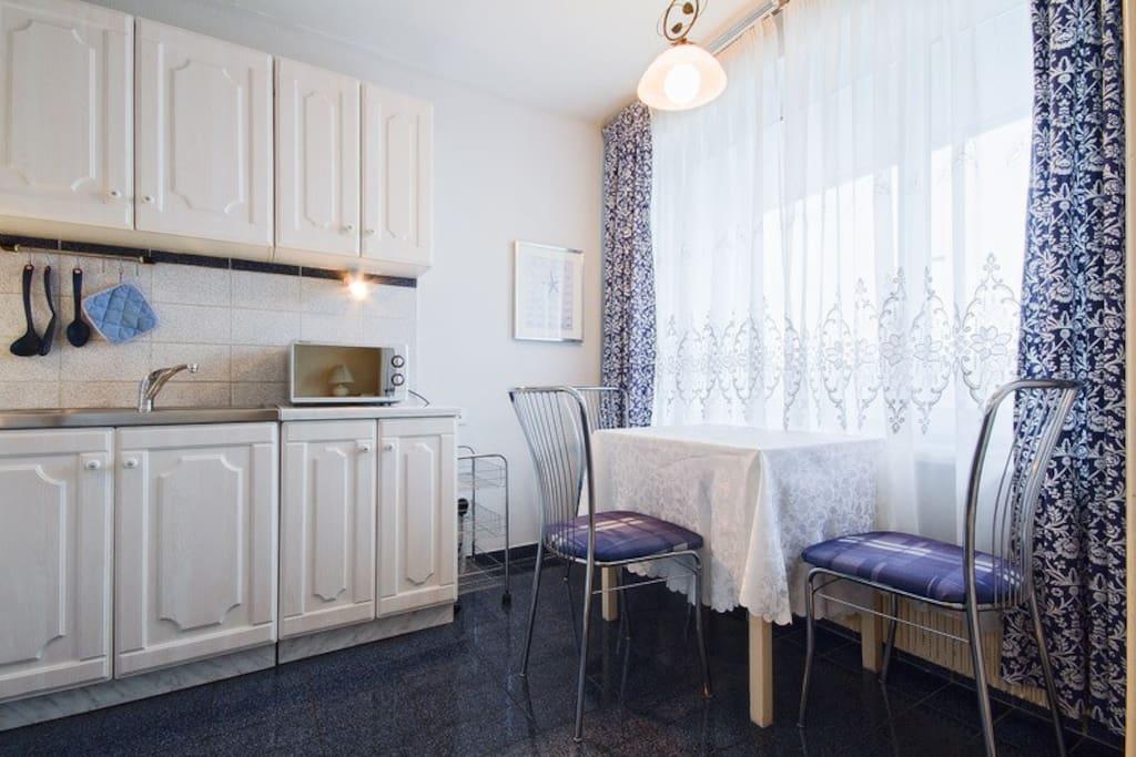 169-Polyanka area - studio apt