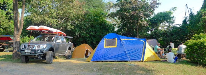 Camping in Thailand & Laos https://www.facebook.co