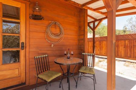 Rustic Bunkhouse at Creston Ranch - Creston