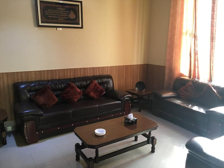 Full Furnished House in Valley Homes Mirpur AJk