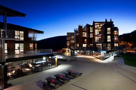Snow Eagle Luxury Apartment - Falls Creek - Appartement