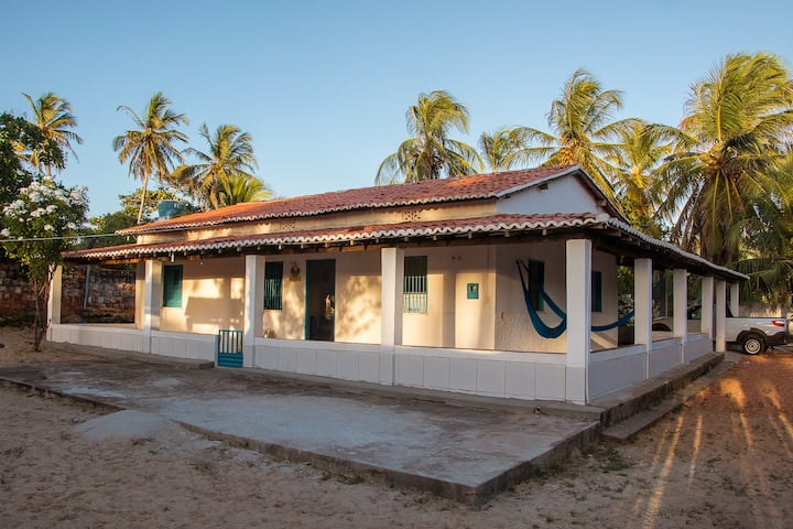 Alba House, 400m from the beach