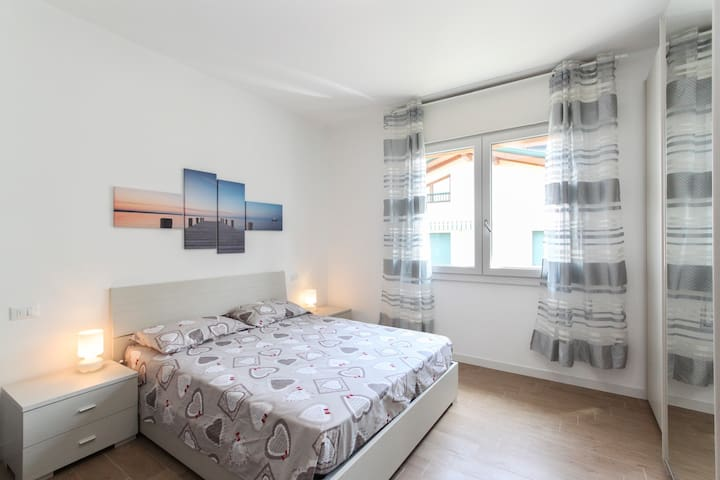 NEW* In the heart of Jesolo Lido beach, Milano Sq - Jesolo Lido - Apartemen