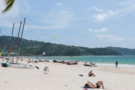 C st triple( king and single bed) - Patong