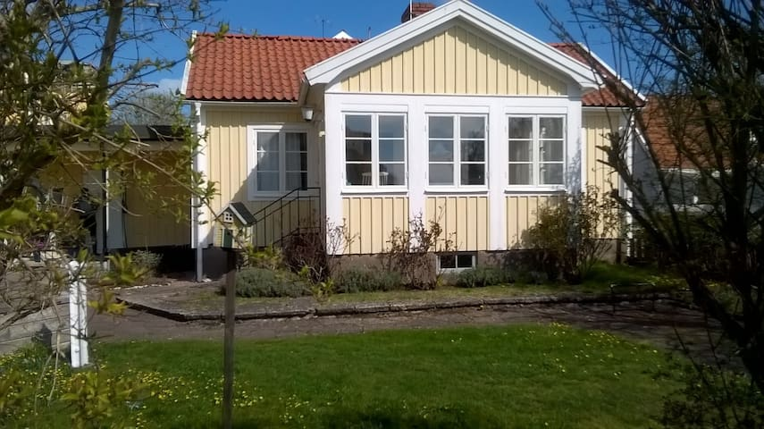 Charming house on Ängö , Kalmar
