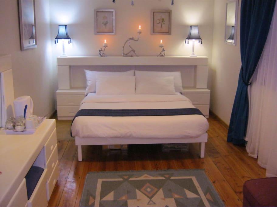 Blue Room en suite