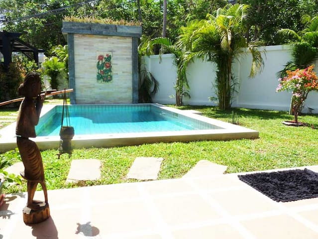 Versatile Family Villa with your own Pool