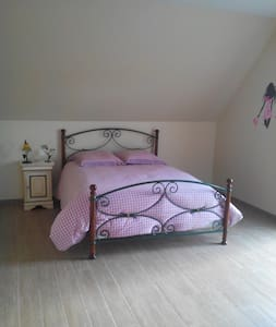 Recent modern house - Tilly-sur-Seulles - Bed & Breakfast