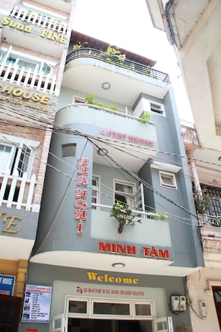 Minh Tam guest house - tp. Huế - Bed & Breakfast