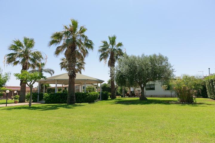 Villa a 50mt beach Ispica-Pozzallo + BEACH BAR
