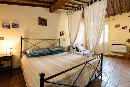 La tartaruga - near Pisa and lucca - San Giuliano Terme - Appartement