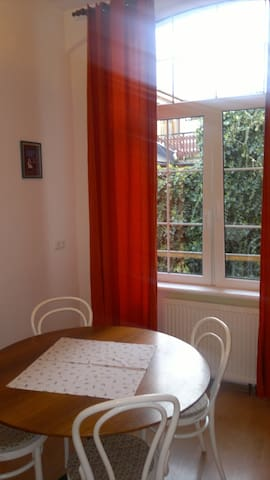 Dvoupokojový apartmán - Polička - Appartement