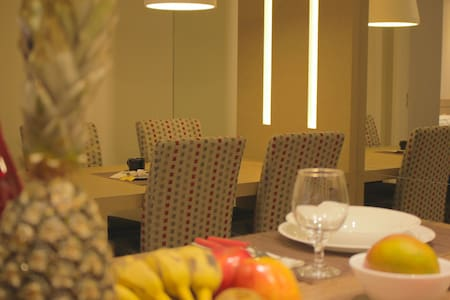 Your place in Curitiba! Full apartment downtown - Curitiba - Apartment