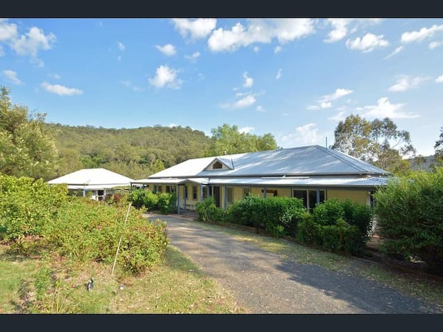 Exquisite Country Homestead in Beautiful Wollombi