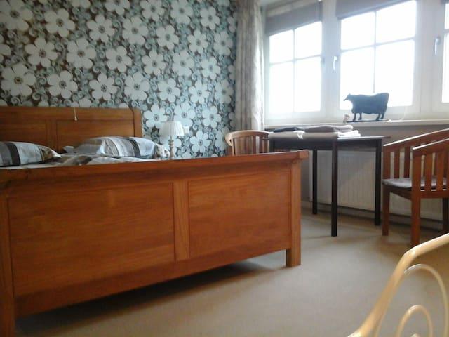 boerenhoeve met luxe kamers - Liessel - Bed & Breakfast