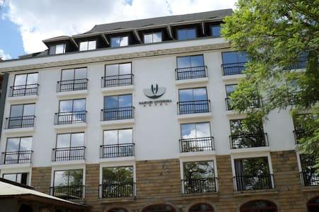 Nairobi Upperhill Hotel - Nairobi