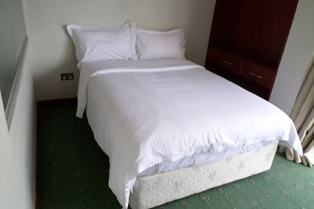 Nairobi Upperhill Hotel - Nairobi - Bed & Breakfast