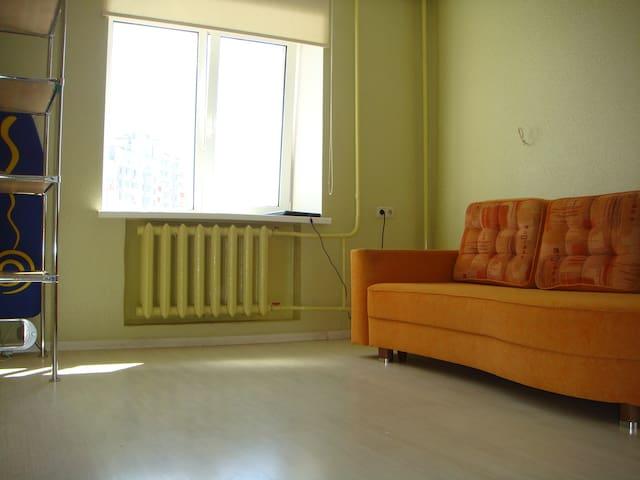 Большая квартира в центре города - Oryol - Leilighet