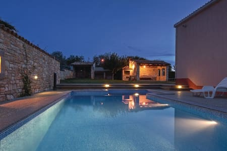 Luxury villa with swimming pool - Sveti Lovreč - 別荘
