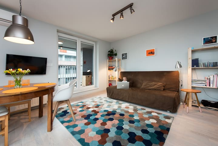 SPACIOUS in the HEART of the CITY!