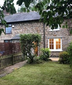 Stunning stone cottage in heart of Northumberland