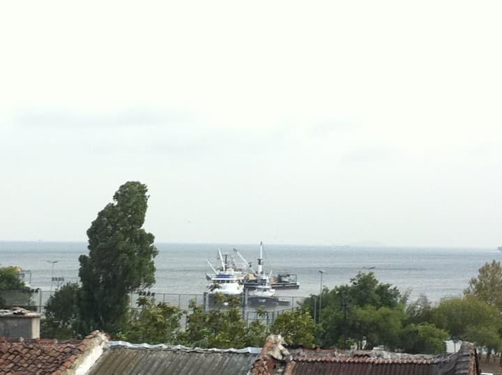 Sultanahmet-Istanbul, Adalar Suite