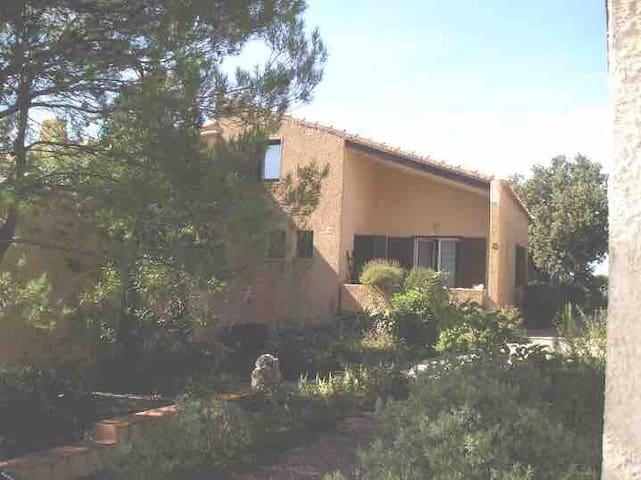 Charmante maison avec vue sur Mont Ventoux