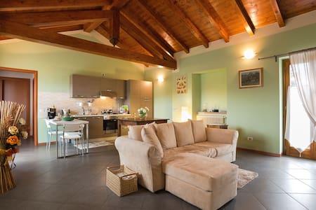 La Casa di Via Pariani - Armeno - 公寓
