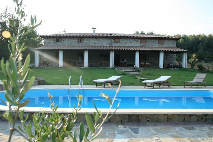Villa Ccerreto, B&B e Residence - Torre Orsaia - ที่พักพร้อมอาหารเช้า