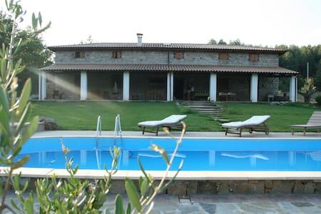 Villa Ccerreto, B&B e Residence - Torre Orsaia