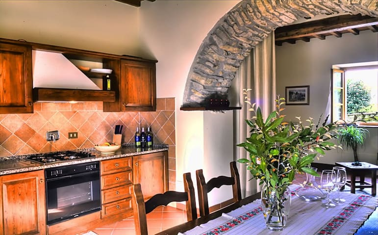 Relaxing Apartment Tuscany Arezzo - Arezzo - Lejlighed