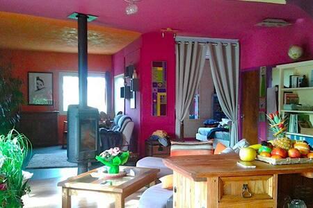 Jolie loft spacieux et coloré - Soustons