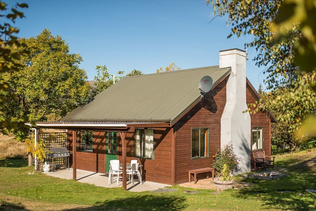 Arrowtown Country Cottage
