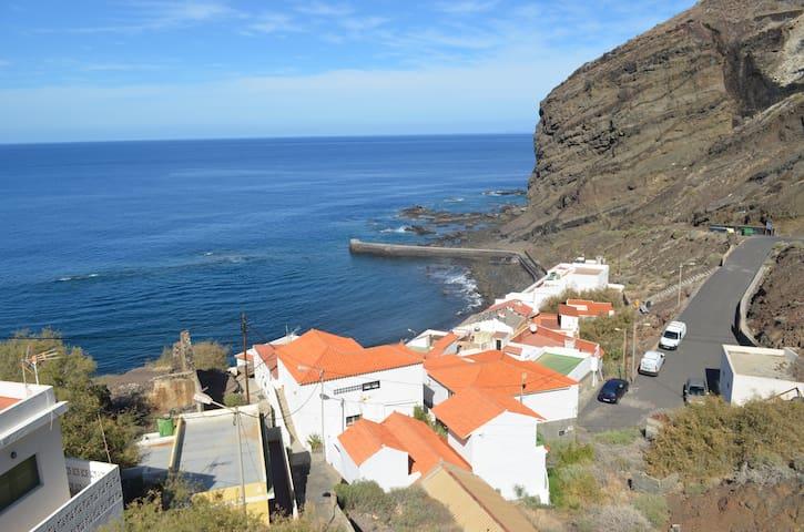 Casa Tery a 50m de la playa Alojera - Vallehermoso