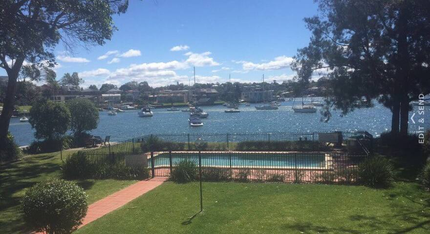 Modern private room 20min from CBD - Drummoyne - Apartment