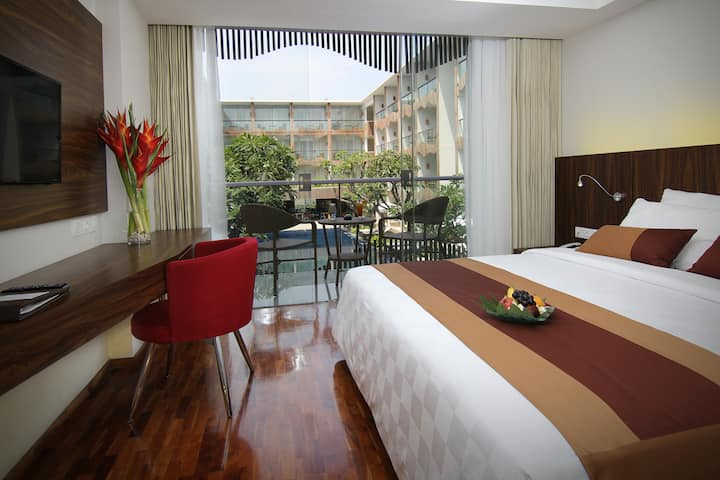 SUPERIOR · Special Room close to Kuta Beach 5 minutes for 2