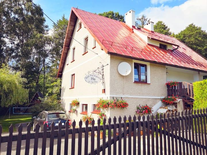 Dom pod Kalenica - Kotlina Kłodzka - Góry Sowie