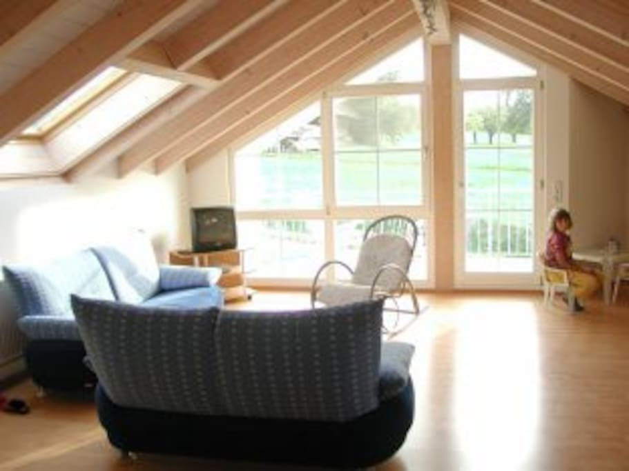 80qm 5 autominuten zum bodensee apartments for rent in for Apartment bodensee