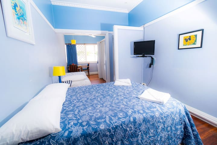 Double Room · Double Room · Double Room · Floriana Guest House on the Esplanade, Double Room